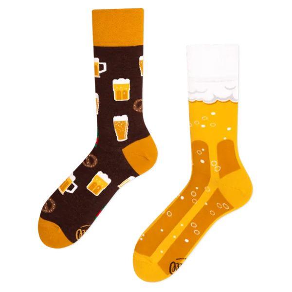 many mornings sokken met bier | sokken-online.nl