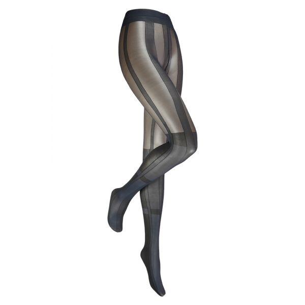 Collant Moda black | sokken online