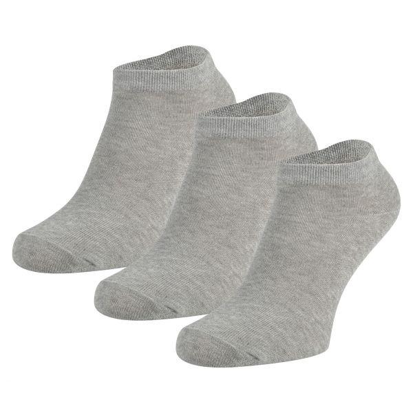ewers sneakersokken grijs | sokken online
