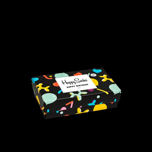 Happy socks giftbox happy birthday music box