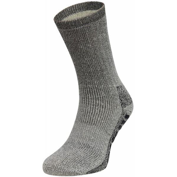 S4 merino wollen sokken met antislip | EUREKA | SOKKEN-ONLINE.NL