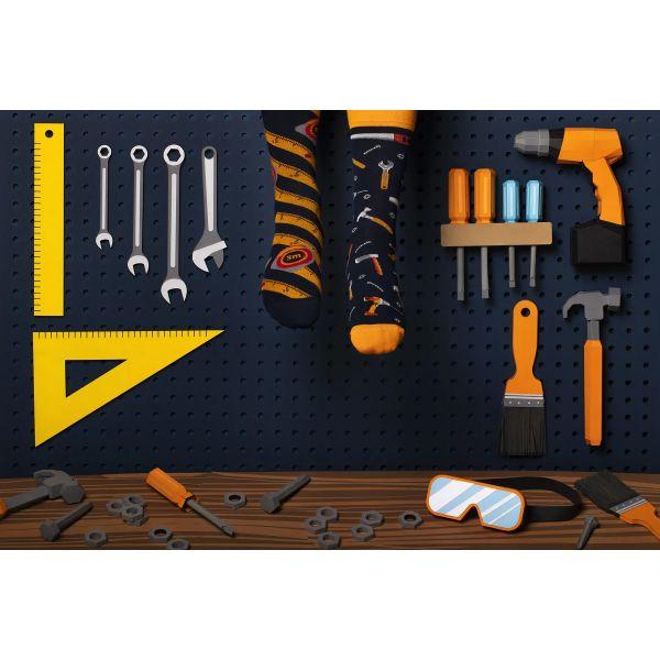 The Handyman herensokken
