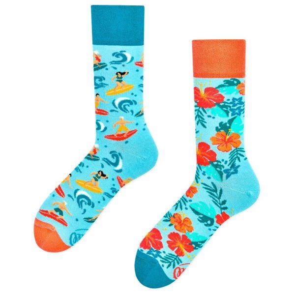 Many Mornings Aloha Vibes | sokken-online.nl