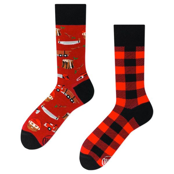Lumberjack Life sokken