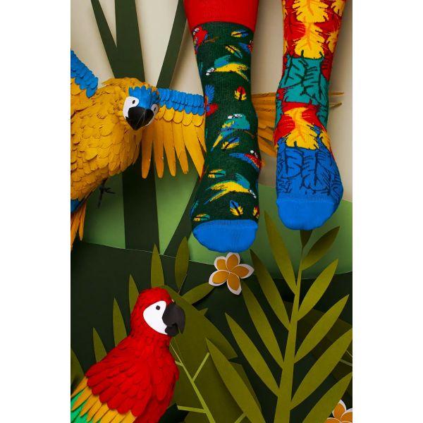 Paradise Parrot sokken