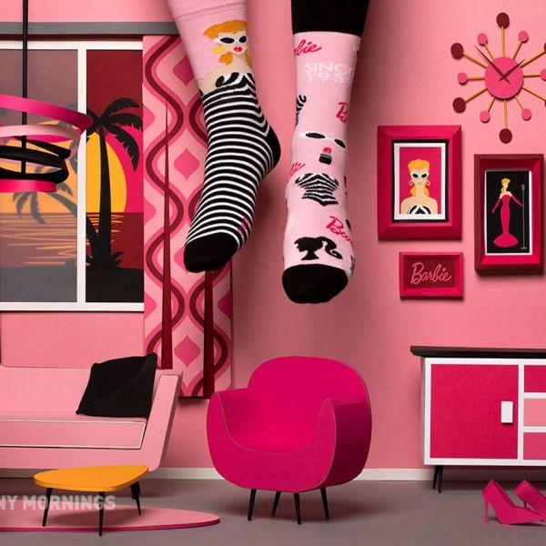 Barbie sokken