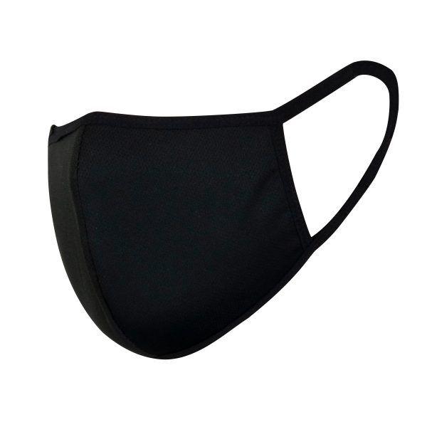 katoenen mondkapjes zwart | sokken-online.nl