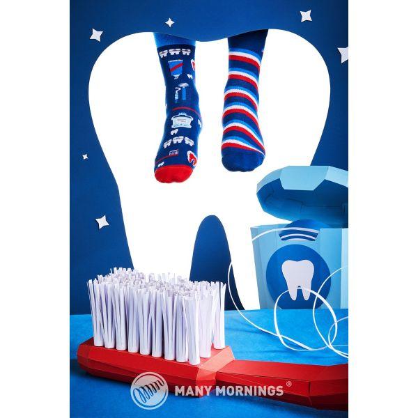 Many Mornings   Dr Tooth sokken   sokken-online.nl