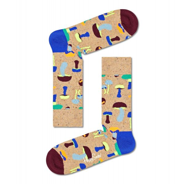 Mushroom Sock van Happy socks