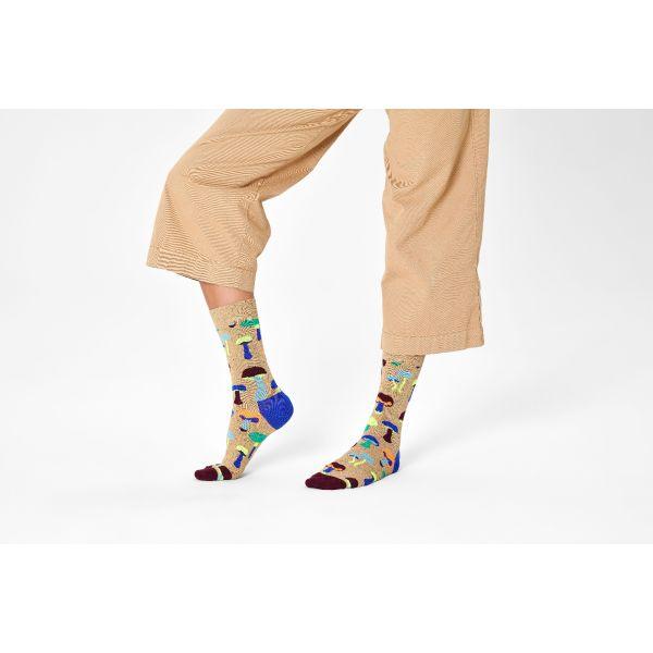 Mushroom Sock