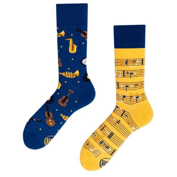 Many Mornings Music Notes   sokken-online.nl