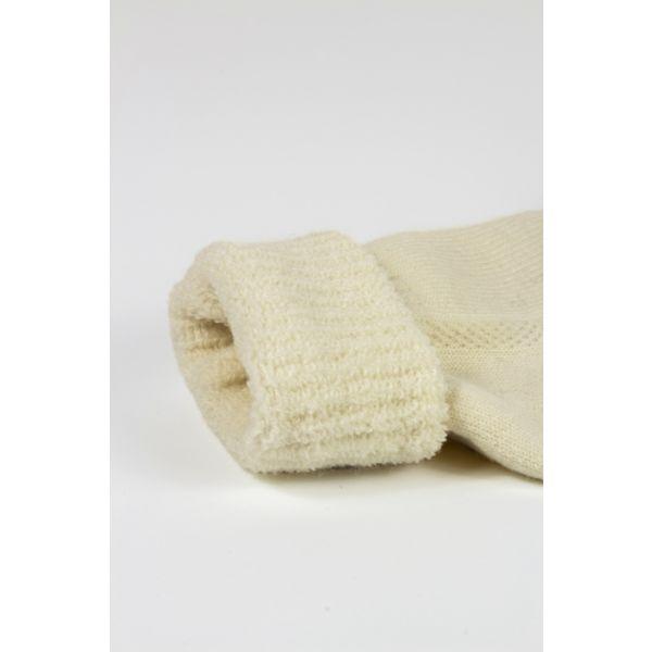 S9 Merino wollen sokken met badstof zool
