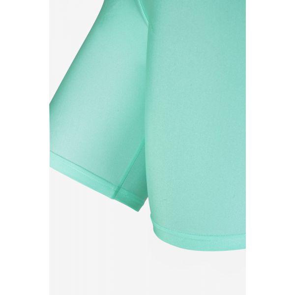 Korte legging sarlini | Shiny pastel | sokken-online.nl