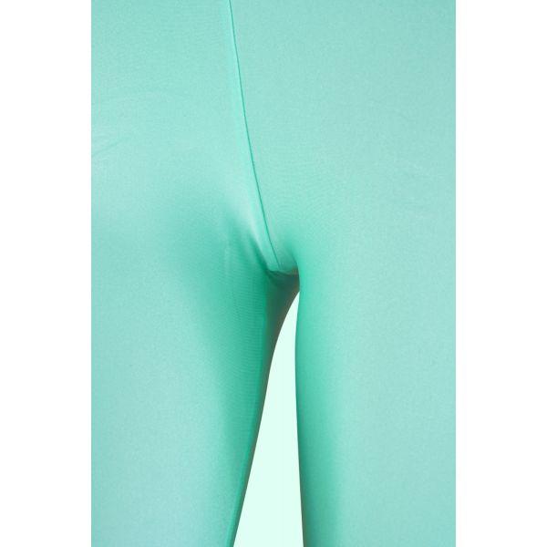 Dames short legging | Shiny pastel | sokken-online.nl