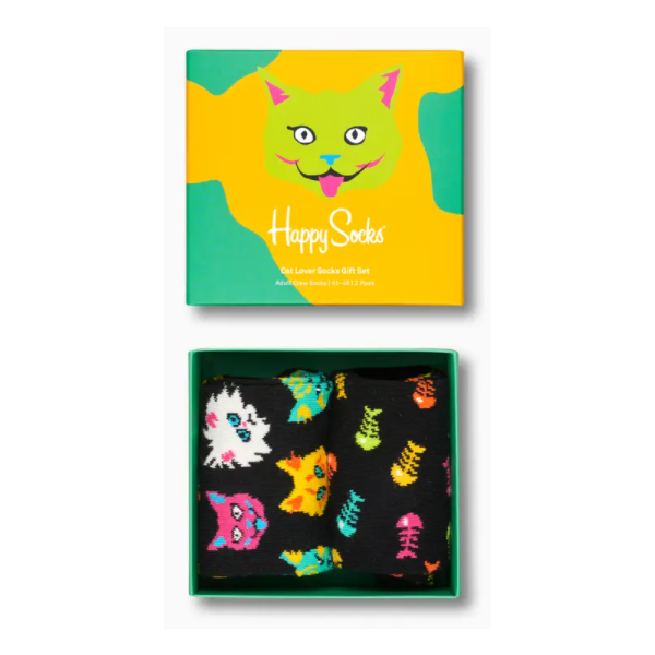 Cat Lover GiftBox 2-Pack