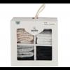 Apollo   7 pack Babysokjes   sokken-online.nl