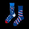 Many Mornings   Dr. Tooth sokken   sokken-online.nl
