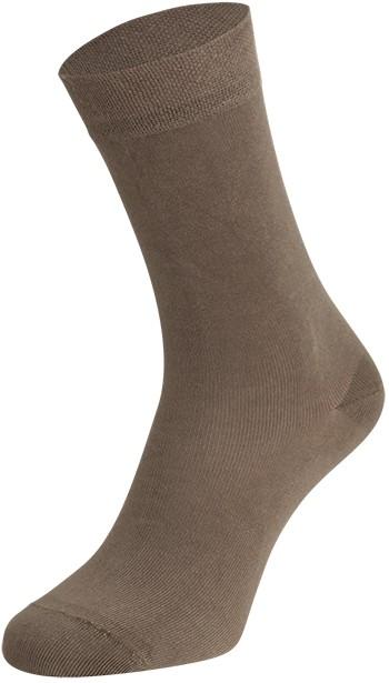 Bamboe sokken -Dark beige-35/38