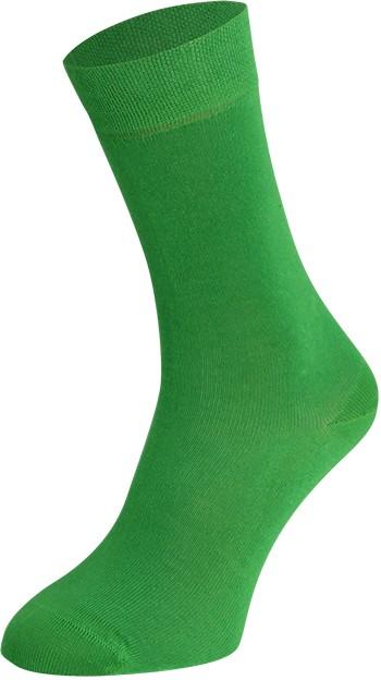 Bamboe sokken -Jolly green-35/38