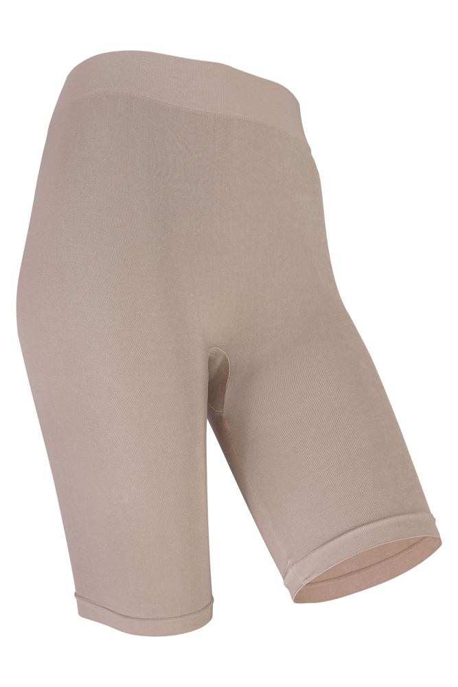 Seamless Short legging comfort waistband-Skin-XXL