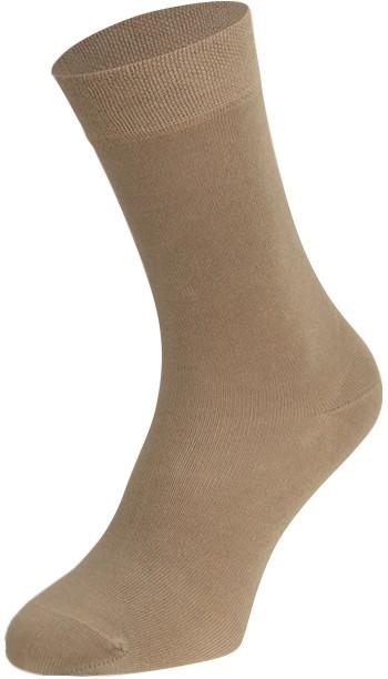Bamboe sokken -Light beige-43/45