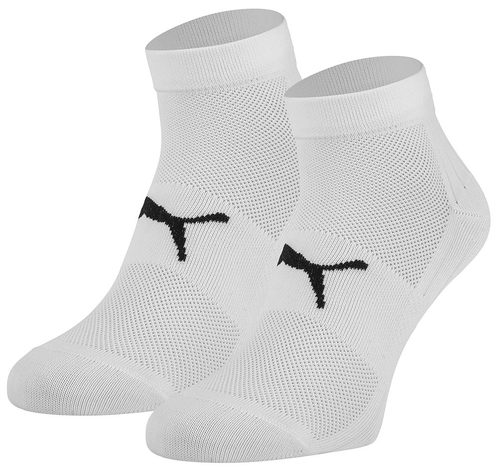 Halfhoge sokken performance pro-39/42-White