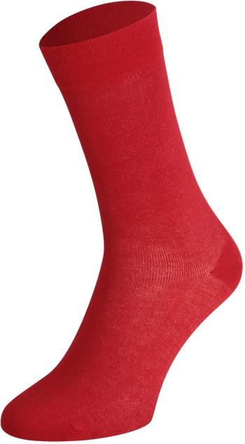 Bamboe sokken -Red-35/38