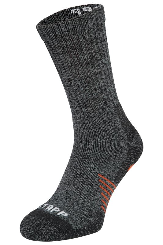 Bamboe sokken-43/46-Orange
