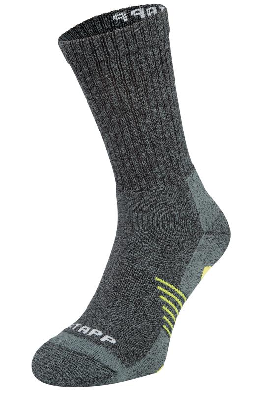 Bamboe sokken-43/46-Yellow